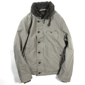 N-1 TYPE JACKET GRAY
