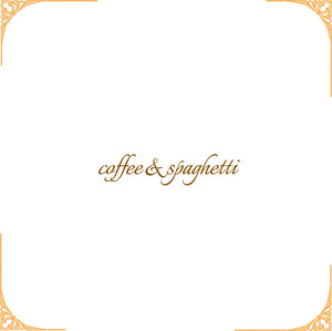 【CD】THE PARTY / coffee & spaghetti