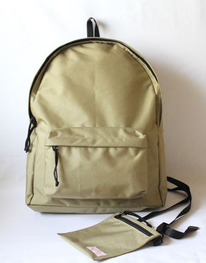 "DAY PACK ""BEIGE"""