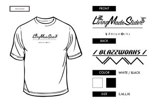 LIVING MADE SLIDER 2016 TEE & EXCSV02CD *予約商品