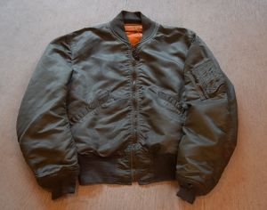 1960's USAF L-2B FLIGHT JACKET
