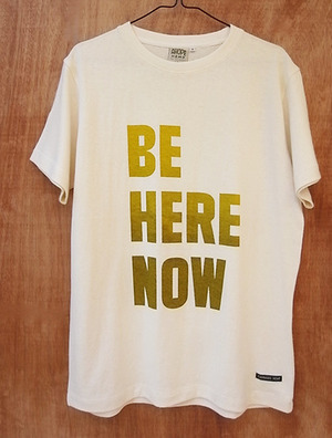 BE HERE NOW BASIC T