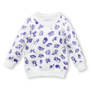 《70%OFF》【KIDS】KURUMA -SWEAT- PURPLE