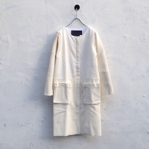 "【SALE 30% OFF】""VLADIMIR KARALEEV"" BLASE COAT"
