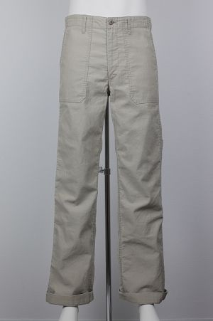 Wide Army Pants アーミーコード 462004 col.32 Beige