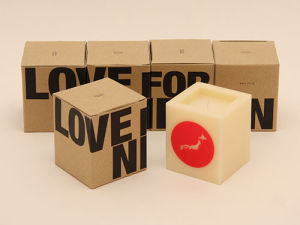 LOVE FOR Cube Candle