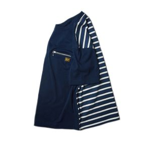 "UNRIVALED ""PILE T"" NAVY"