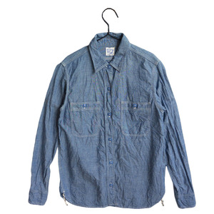 orslow CHAMBRAY SHIRTS 00-8070-84