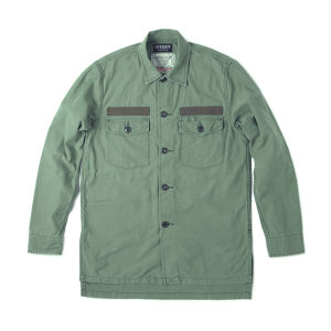 003028001(MILITARY SHIRTS)OLIVE