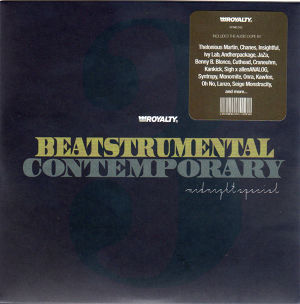 DJ KIYO 「Beatstrumental Contemporary Vol.3 -Midnight Special」