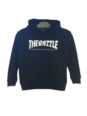 RAZZLE / THE RAZZLE KIDS PULLOVER PARKA / BLACK