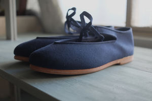 CHRISTIAN PEAU GYMNASTIQUE SHOES NAVY