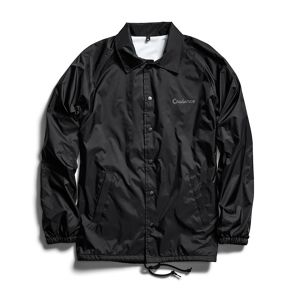 CADENCE dauber coaches jacket /black