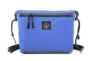Shoulder Pack Blue
