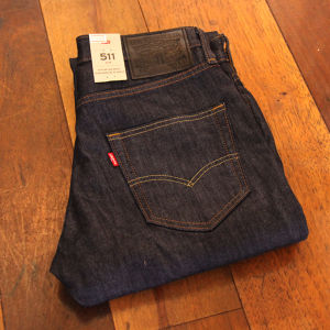 Levi's COMMUTER 511 denim / indigo
