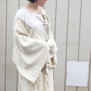 nusumigui light beige トップス