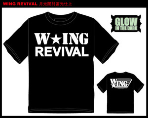 WING REVIVAL T-SHIRTS
