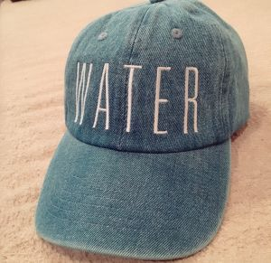 WATER CAP -Jouvert -  (Denim)