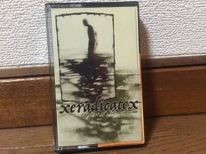 xEradicatex - Conflict of Kill or Reason TAPE(Coercion Cassettes盤)