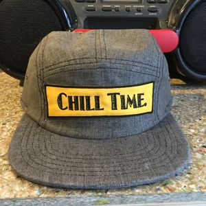 CHILL TIME CAMPCAP