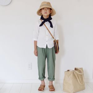 DailyPants/Wide(ライトモス)