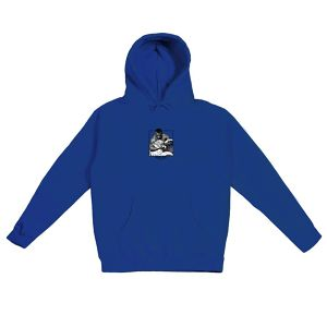 HOTEL BLUE BORIS HOODY ROYAL