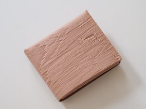 【irose】SEAMLESS SHORT WALLET 二つ折り財布 PLYWOOD