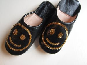 ROOM SHOES SMILE