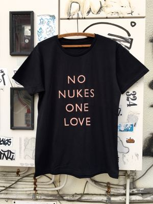 【NEW】NO NUKES ONE LOVE  T-shirts