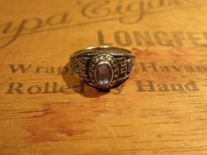 88's College ring
