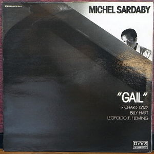 LP MICHEL SARDABY / GAIL '75 FRA ORIG_DISQUE DEBS