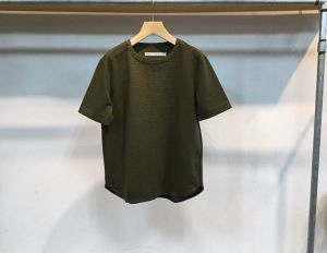 "CURLY""PROSPECT SS TEE OLIVE"""