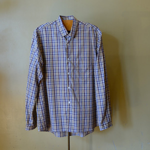 DIGAWEL RIVET SHIRT(MADRAS CHECK)