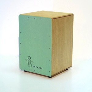 HM CAJON STD-Color【GREEN】
