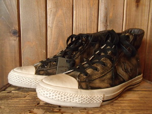 CONVERSE by JOHN VARVATOS★【STAR PLAYER】<LEATHER MID>