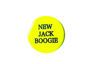 Button Badge (yellow)