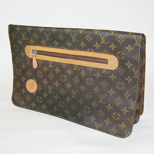 """Louis Vuitton"" Vintage Bootleg Clutch Bag Used"