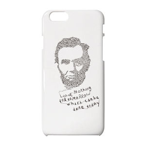 the Great Emancipator #2 iPhone case