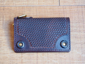 GL Biker Wallet mini <BSKT>