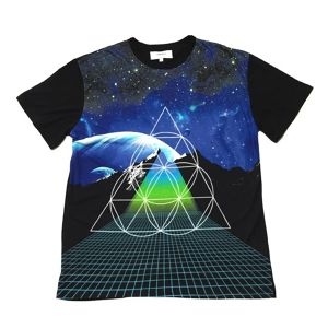 PARADOX - GRAPHIC BIG TEE (GLITCH) -