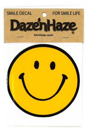 DAZE n HAZE / SMILE DECAL