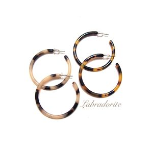 Tortoise shell Circle -small-