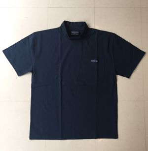 "THOUSAND MILE  ""CAMP TEE(S/S MOCK NECK TEE)"""