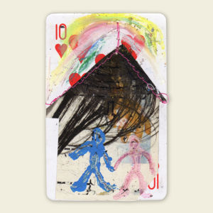 Masaho Anotani / Playing Card 3 #01