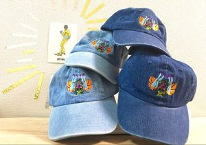 denim cap_mountain girl's dream_