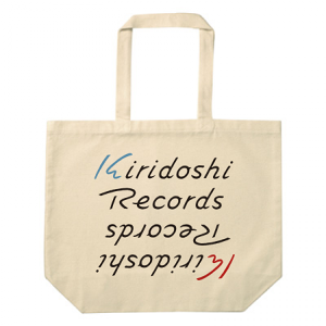 【SOLD OUT】 「KIRIDOSHI RECORDS」 デカトート