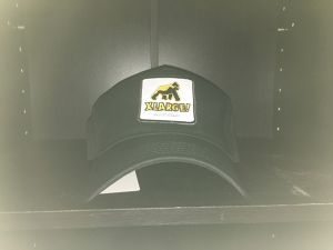 XLARGE WALKINGAPE PATCHED CAP