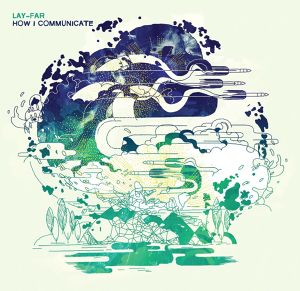 "Lay-Far - ""How I Communicate""【CD】"
