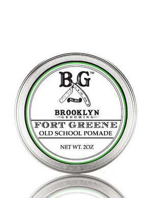 BROOKLYN GROOMING Fort Green hair pomade 2 OZ.
