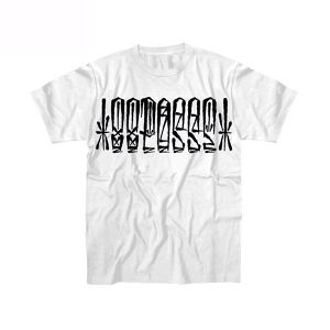 【受注予約商品】88POSSE T-shirt (WHITE×BLACK)